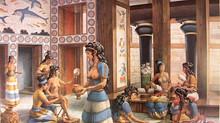 Bitesize history of Crete!