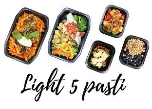 LIGHT - 5 PASTI