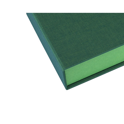Box A5- Forest Green