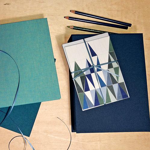 Card- Triangels