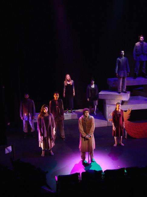 The Aeneid: Chorus