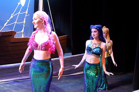 The Little Mermaid: Mersister