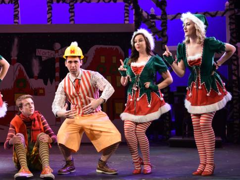 Harry Connick Jr.'s The Happy Elf: Elfette