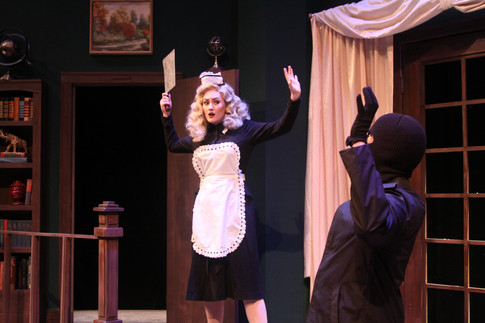 The Musical Comedy Murders of 1940: Helsa
