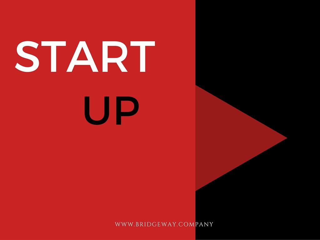 Bridgeway Company Startup Accelerator Porgramme