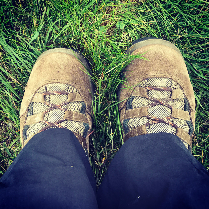 South Downs_boots