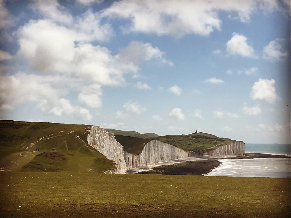 South Downs Seven Sisters