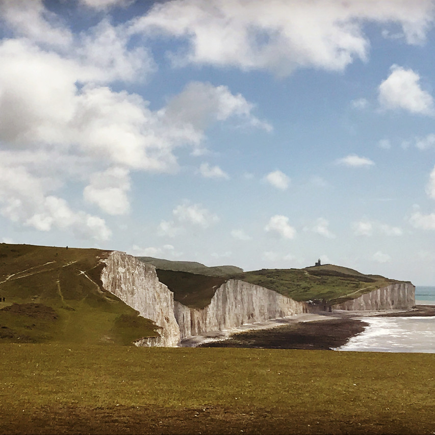 South Downs_Seven Sisters