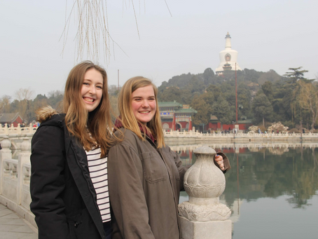 Temples, Weiqi, and CoCo: What I learned from studying abroad