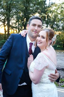 Rachel & Andrew at Allerton Towers