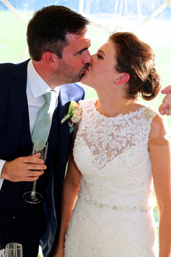 Heather & Tom at Childwall Abbey