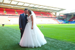 Katie & Andrew at Anfield