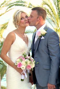 Claire & Steven in Marbella