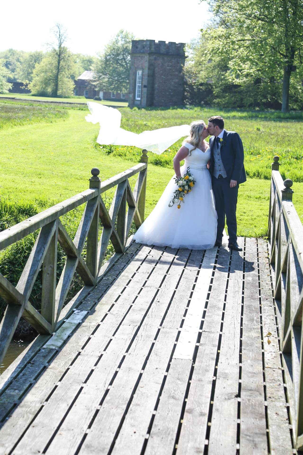 Heather & Chris at Meols Hall