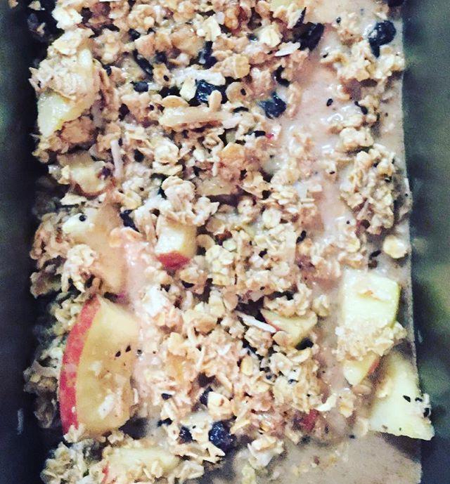 Protein Oatmeal Bar