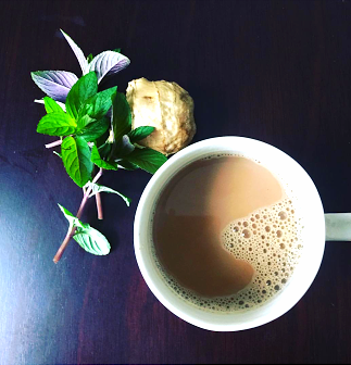 Mint Chai Tea