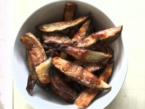 RECIPE | Baked Fries