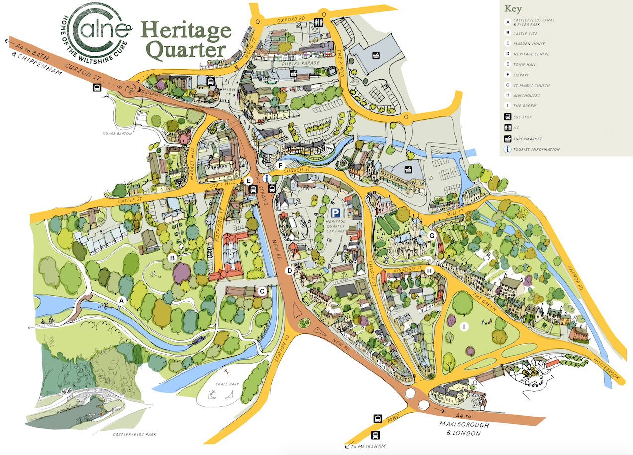 Illustrated Maps | Illustration :: Design :: Art :: Licensing on