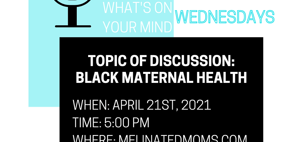 MM Forum: What's On Your Mind Wednesdays