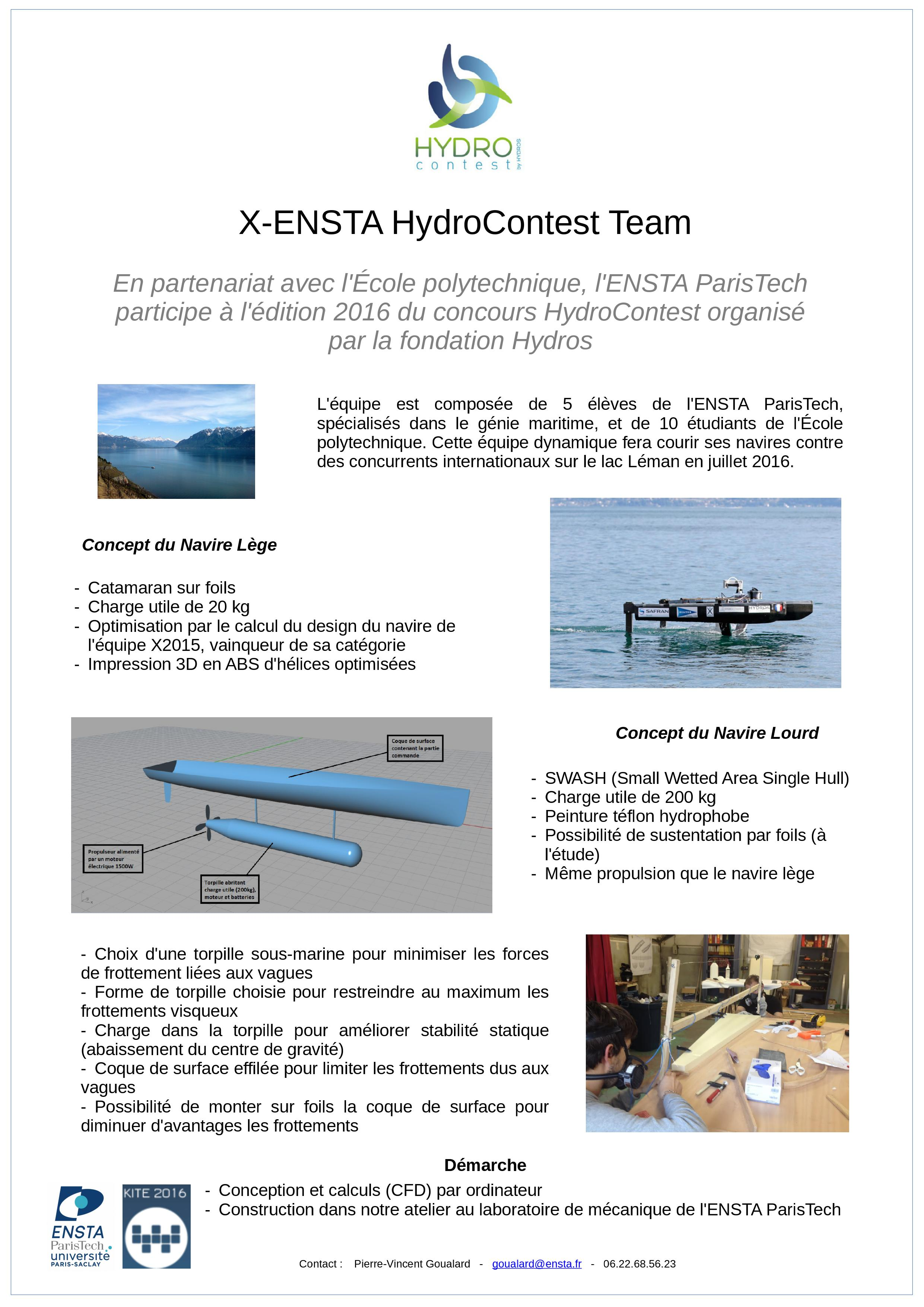 Hydrocontest