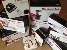 KitchenAid Sponsor