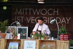 Kochshow Veggie Day Graz