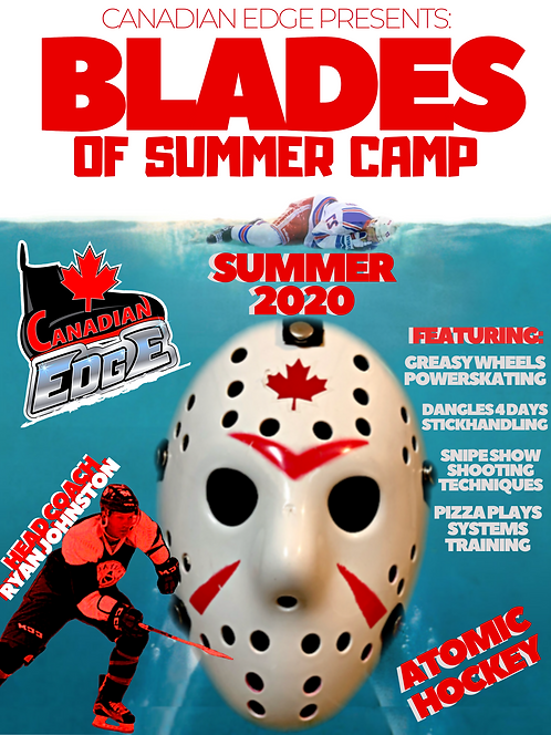 """BLADES OF SUMMER"" Camp"