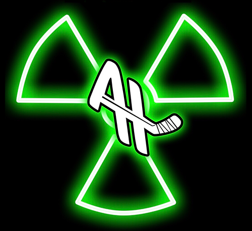 "Atomic Hockey ""Radioactive"" T-Shirt"