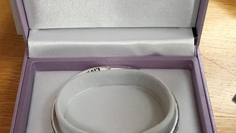Equilibrium  Message Bracelet
