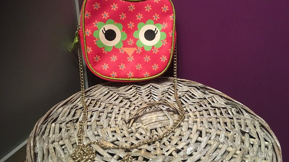Owl Mini Hand Bag