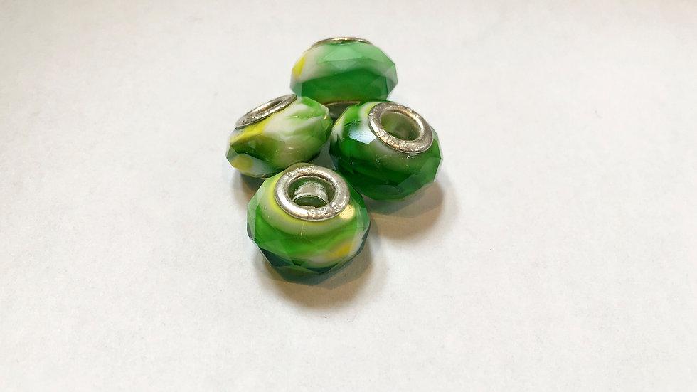Crystal European Style Beads
