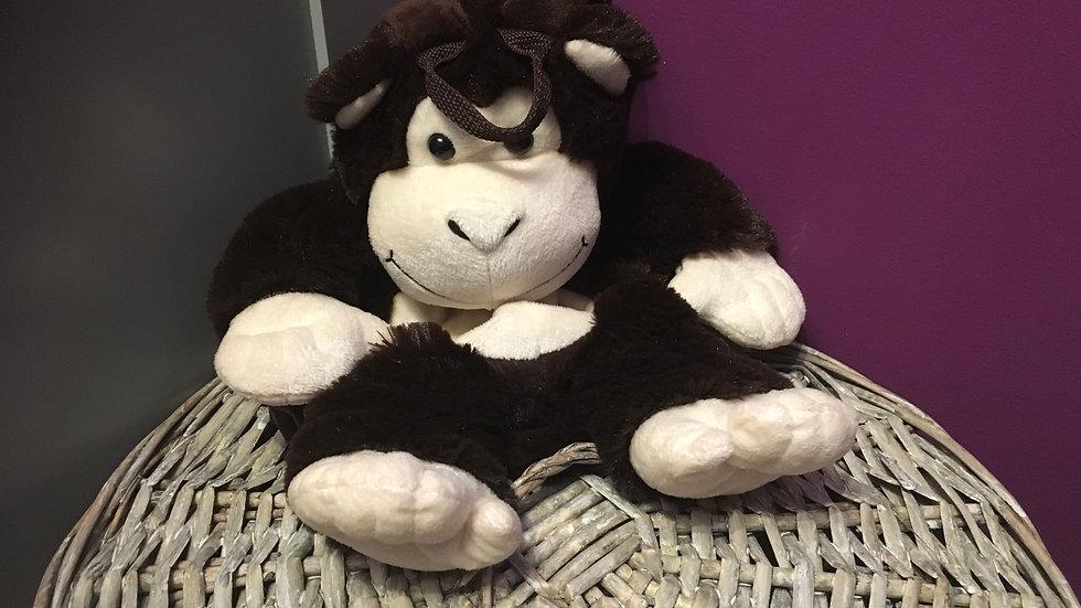 Monkey Cuddly Back Pack
