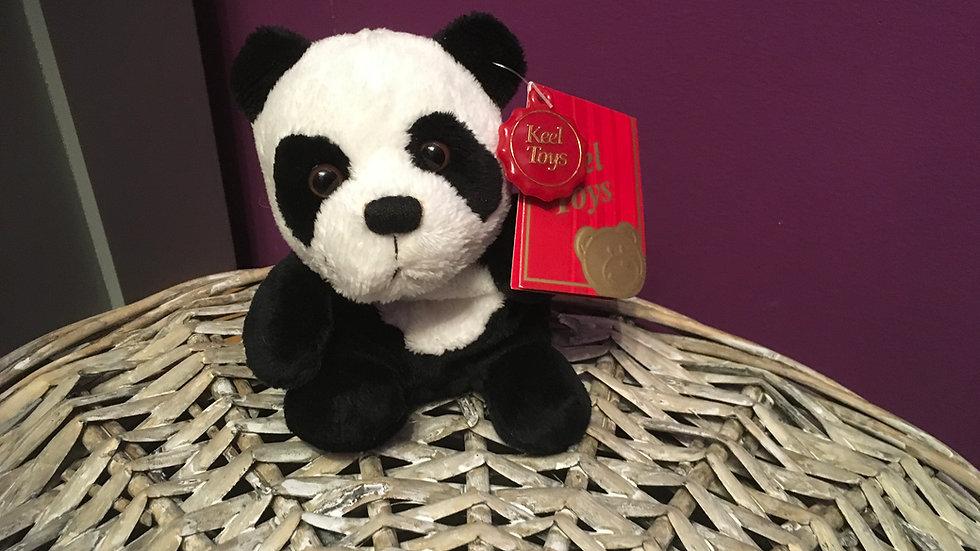 Beanie Panda Toy