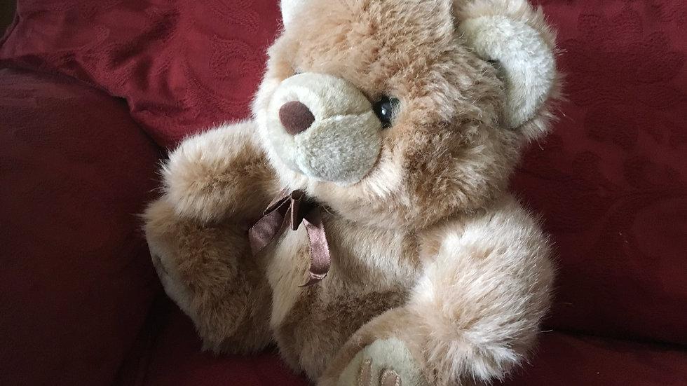 Fluffy Bear Toy