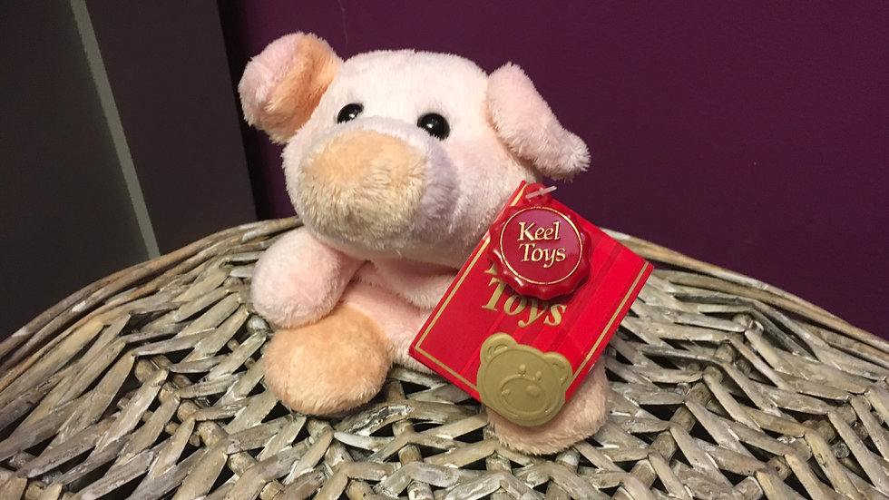 Beanie Pig Toy