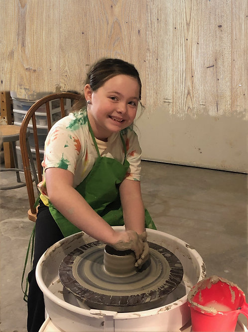 Try it ! Pottery Wheel Workshop