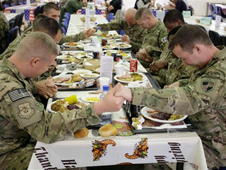 Help say Thank You to our Troops!