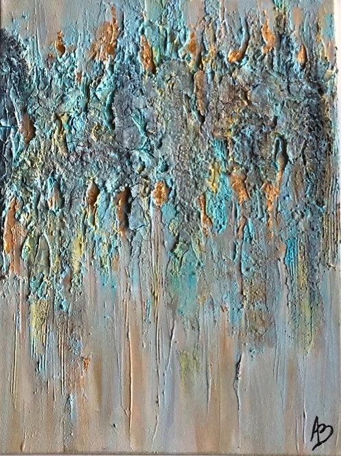 Turquoise Lava - Lave Turquoise