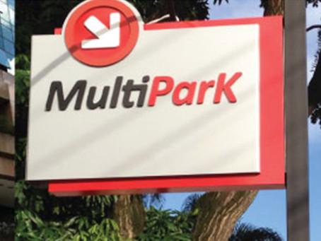 MultiPark inicia troca da sinalização visual de seus estacionamentos