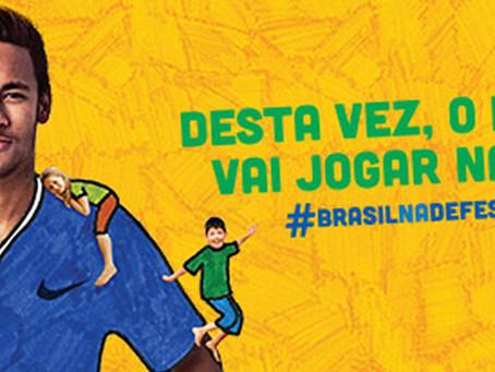 MultiPark apoia a Childhood Brasil que traz Neymar Jr. na campanha