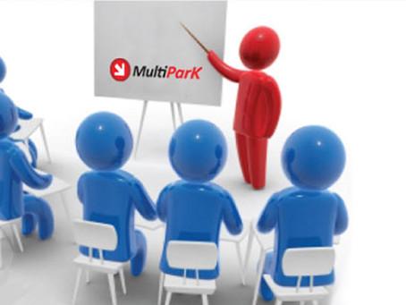 MultiPark treina novos funcionários em Florianópolis