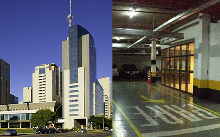 Complexo Brasil 21 ganha o prêmio de Melhor Garagem do País