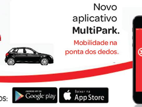 MultiPark lança novo aplicativo para iOS e Android