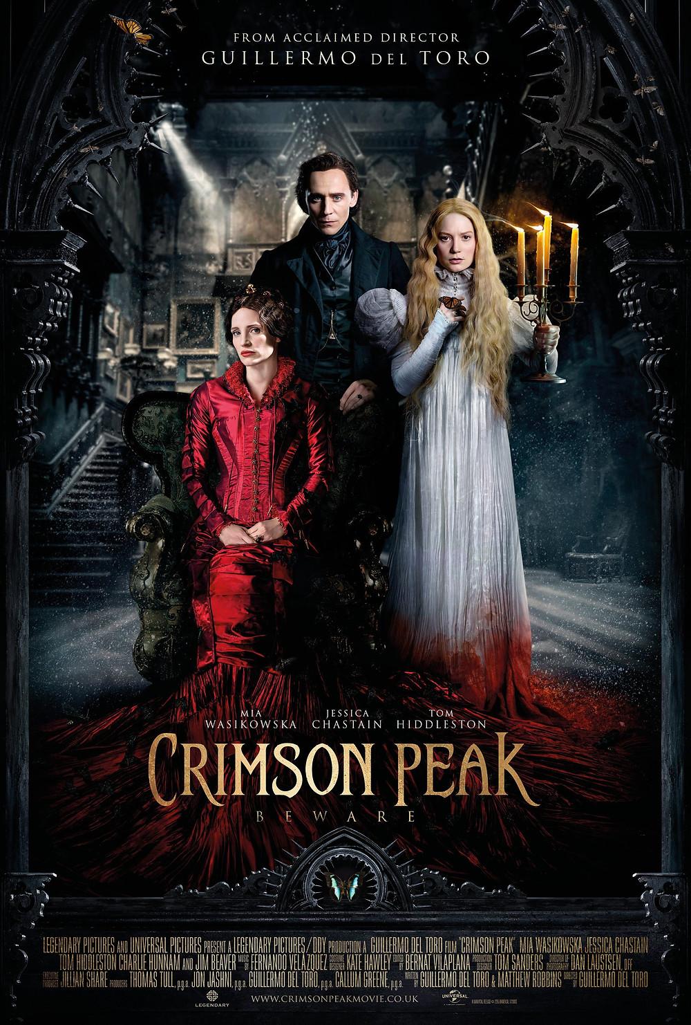 Horror.BG - Crimson Peak