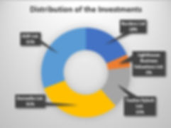distribution of investments