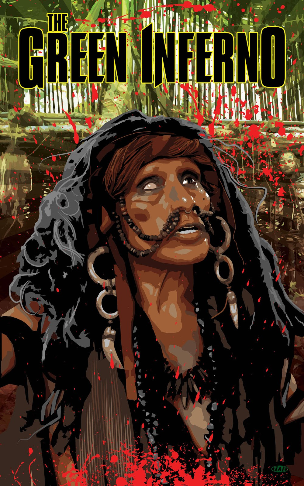 Horror.BG - The Green Inferno