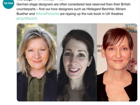 Meet the German artists revolutionising UK stage design