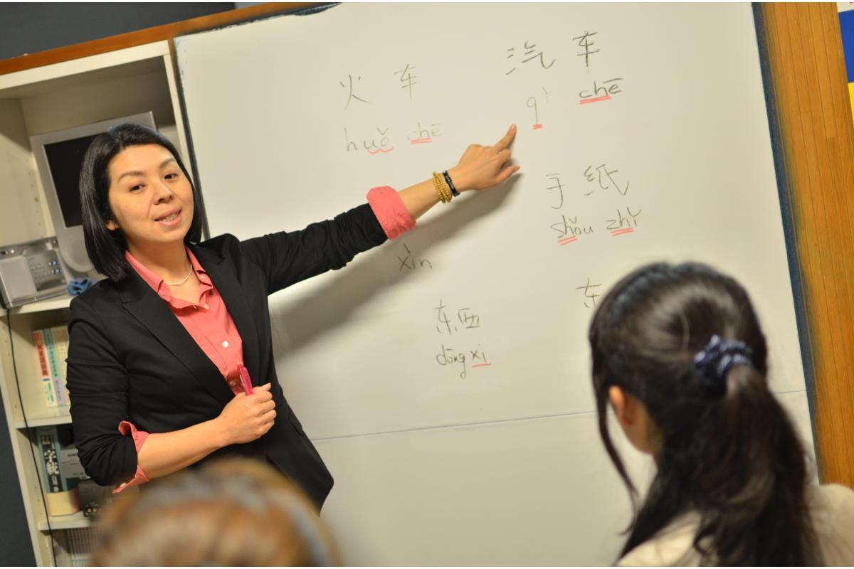 初めての中国語講座【Nightクラス】
