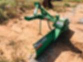 Frontier RB1184 Blade John Deere Tractor Smoother