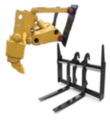Forks Rippers bulldozer excavator loader backhoe scarifier construction equipment for sale